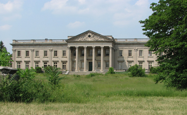 Lynnewood Hall Falling Apart Photos Pricey Pads