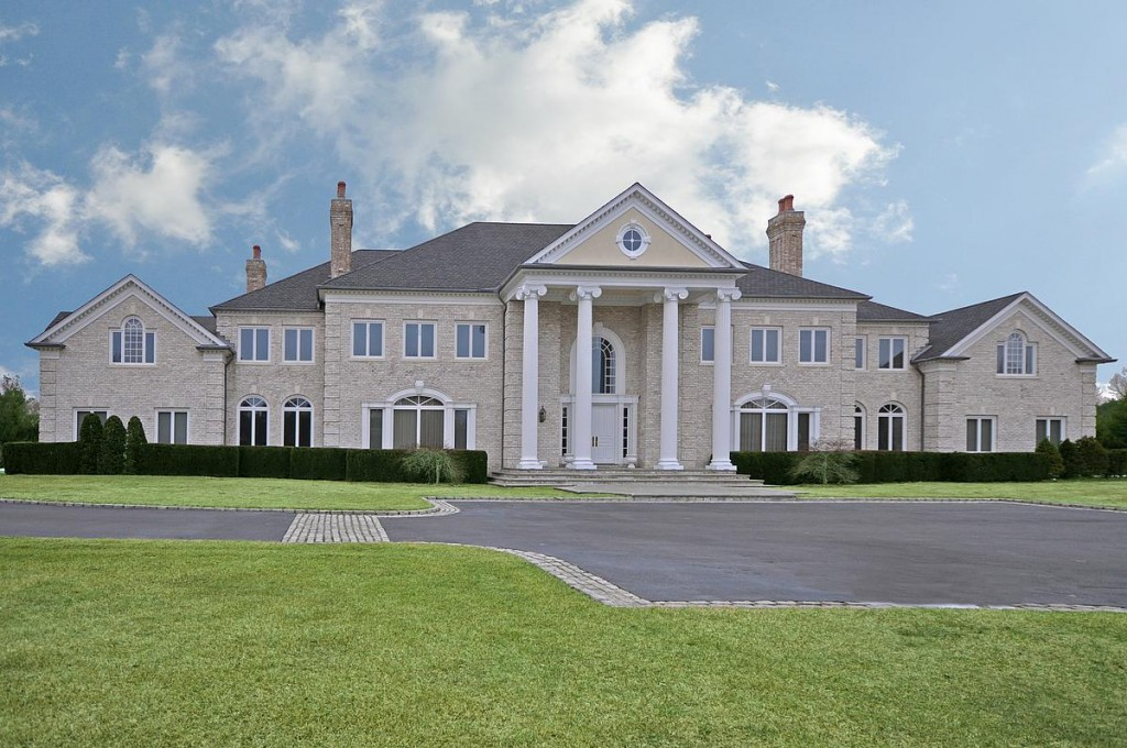 Upper brookville colonial 7 995 000 pricey pads for 15000 sq ft house plans