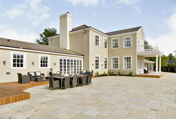 Lottery winner 39 s mansion too big 7 552 000 pricey pads - Millionaire designer home lottery ...