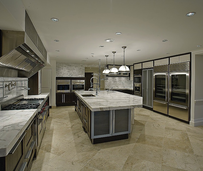 Mansion Kitchen Pictures: Outstanding Florida Mansion – $9,995,000