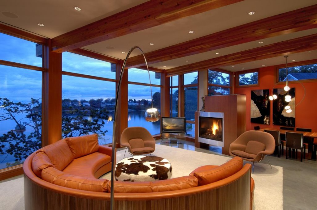 Award winning galore 4 950 000 pricey pads for Modern house designs victoria