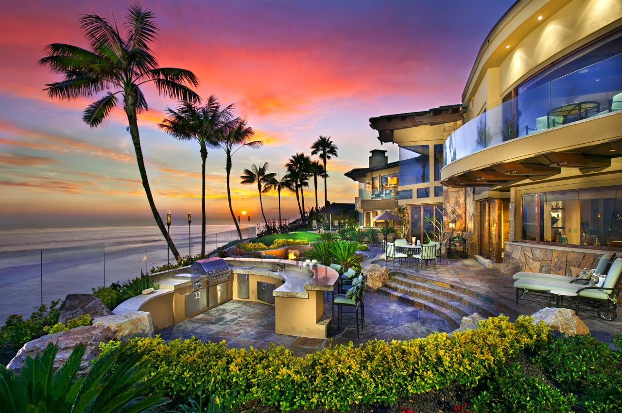Step into paradise 29 000 000 pricey pads for Beach mansions for sale