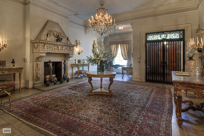 The stanford white mansion 49 000 000 pricey pads for Manhattan townhouse for sale