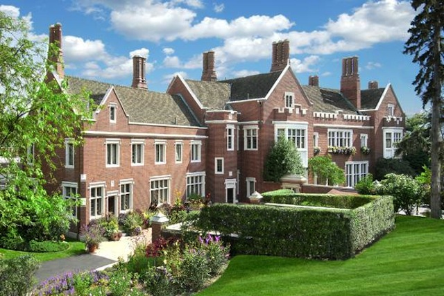 Helmsley estate back on the market 42 900 000 pricey pads for Connecticut home builders