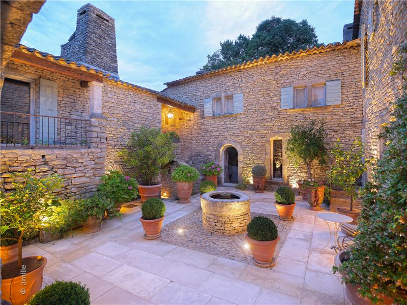 Magnificent provencal estate price upon request pricey French provence style homes