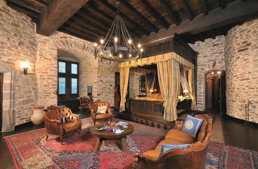 Extraordinary Castle Built in 1179 - Price Upon Request ...