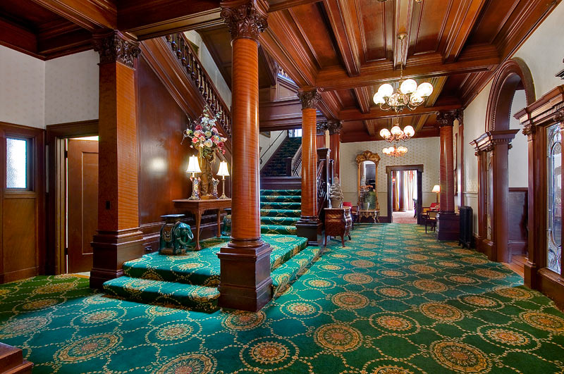 victorian mansion interiors the archbishop 39 s mansion