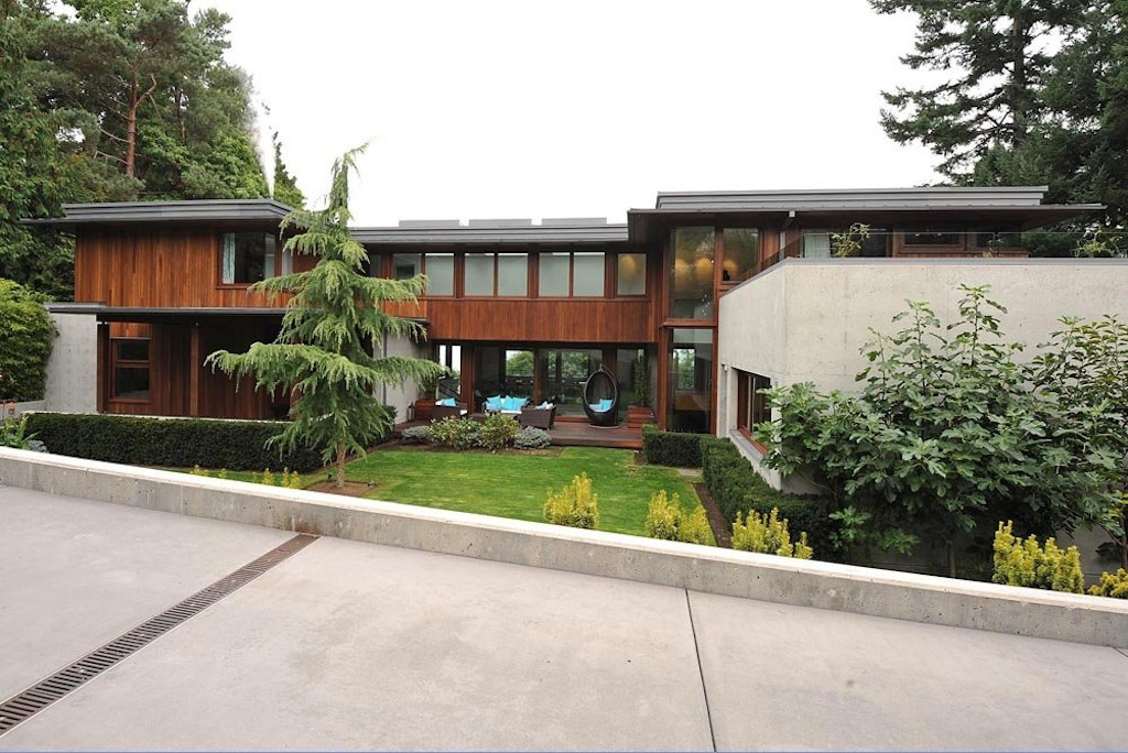 Pacific Northwest Contemporary 25000000 Pricey Pads