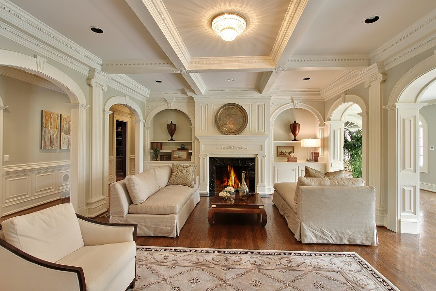 Superb Captivating 8ft Interior Doors 8 Foot Interior Doors Home Depot And Crisp  White Painted Source · Classic Bill Harrison Designed Estate SOLD Pricey  Pads