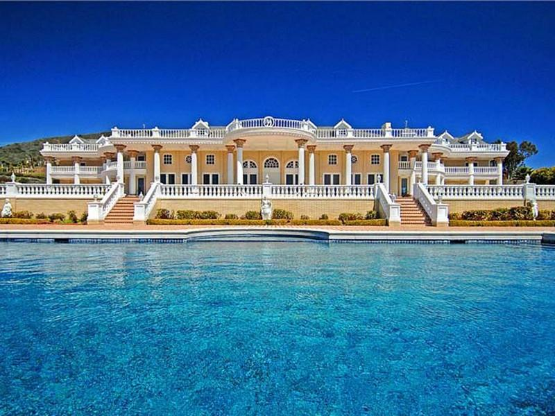 The ultimate estate in malibu 21 500 000 pricey pads - 8 bedroom homes for sale in los angeles ...