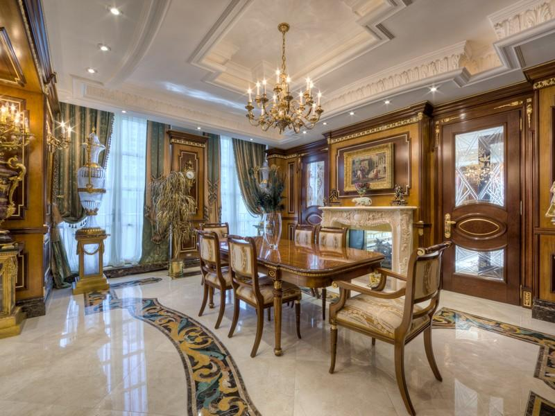 Yorkville 16 650 000 pricey pads for Italian baroque interior design