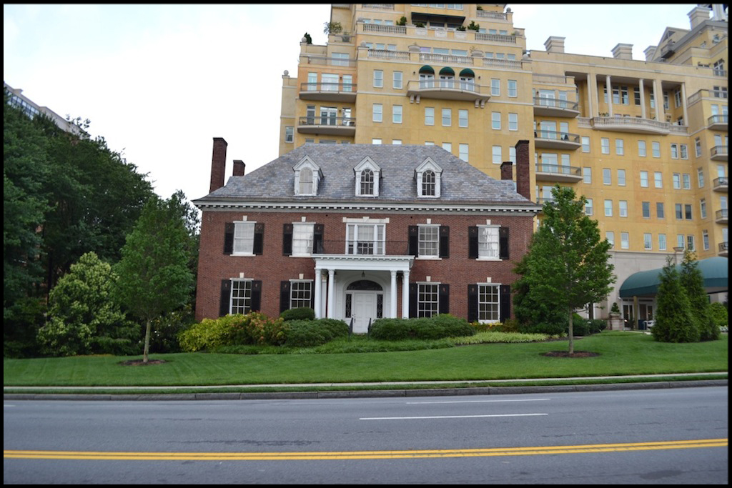 Free Historic Buckhead Mansion Pricey Pads