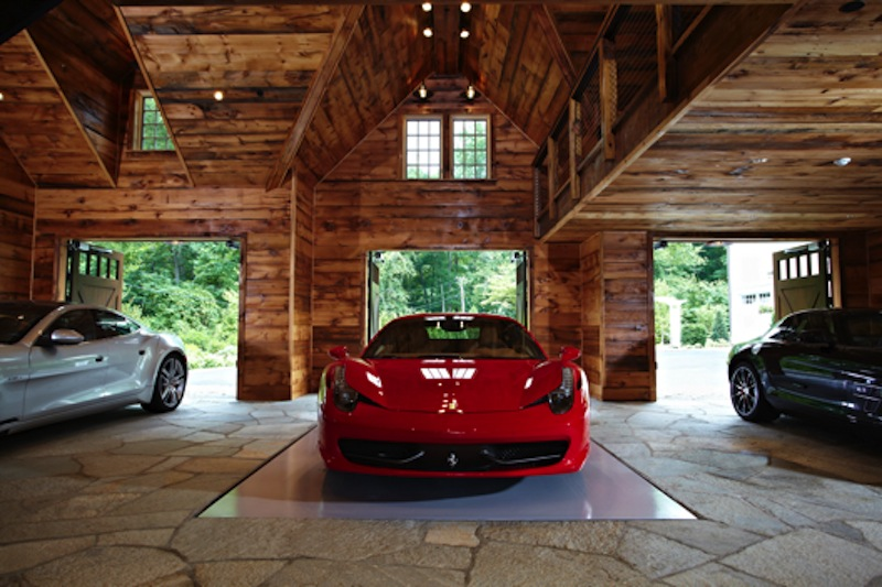 Ultimate Man Cave Sports Car Showcase Pricey Pads