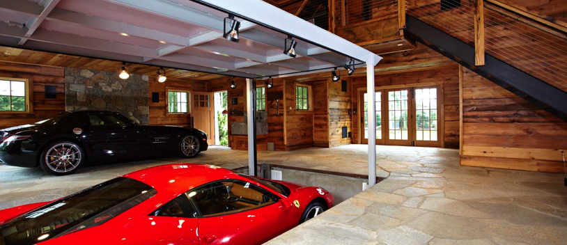 Ultimate Man Cave Amp Sports Car Showcase Pricey Pads