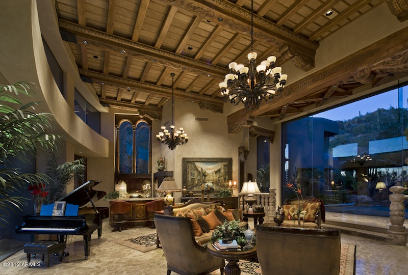 Magnificent Scottsdale Home 9995000 Pricey Pads