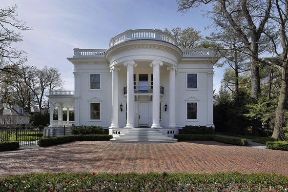 Classical Revival Home 8 950 000 Pricey Pads
