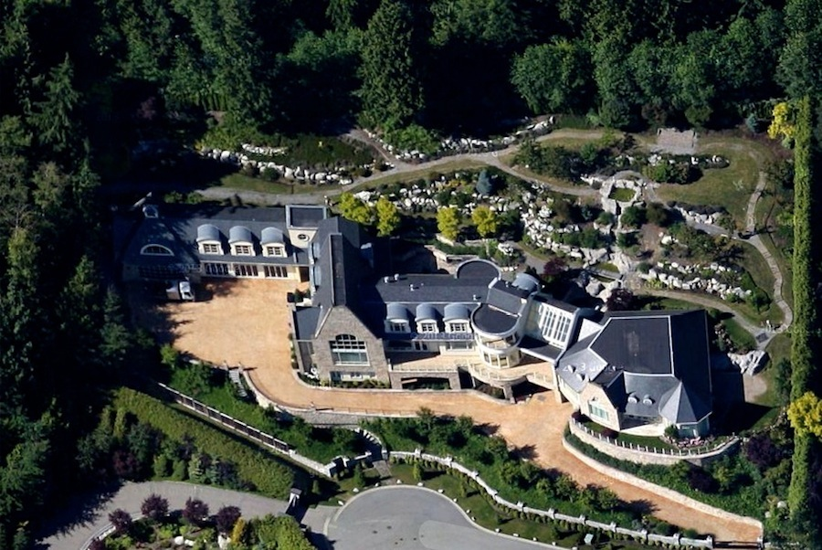 Six Drool Worthy West Vancouver Mansions Pricey Pads