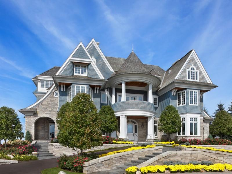 Dream cottage styled mansion sold pricey pads for Cottage mansion