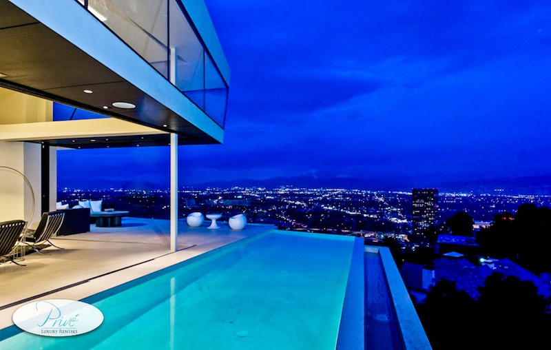 Modern Mulholland Celebrity Estate 3 895 Night Pricey Pads