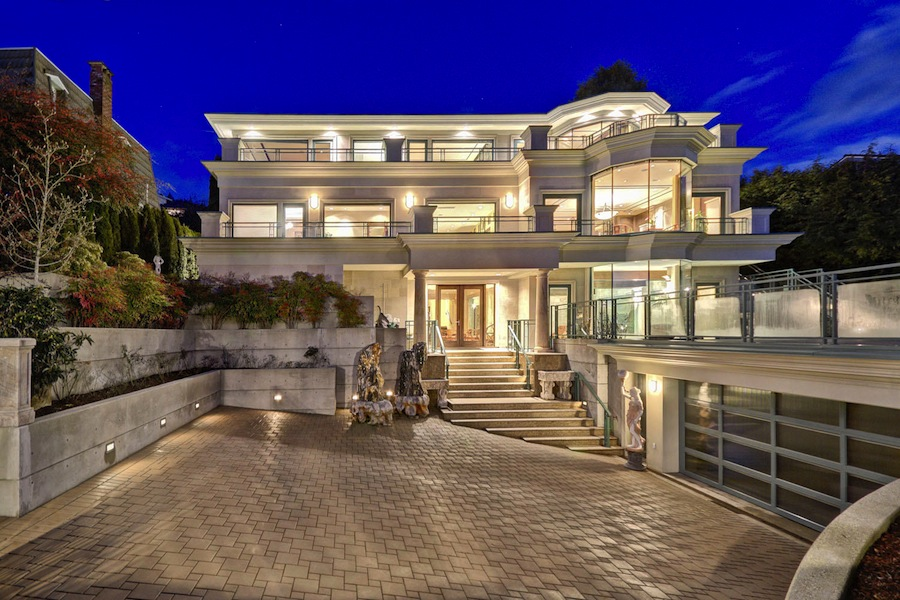 exquisite chartwell residence – $9,990,000 | pricey pads