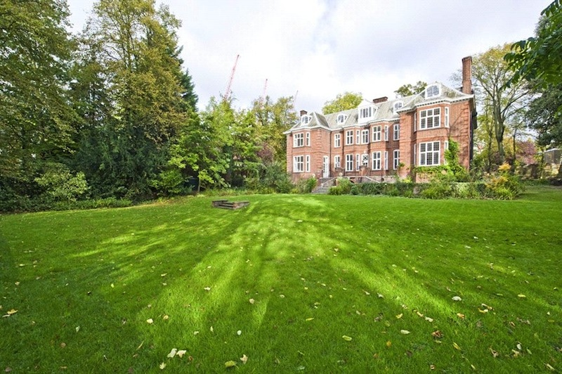 Grade Ii Listed London Mansion 163 65 000 000 Pricey Pads