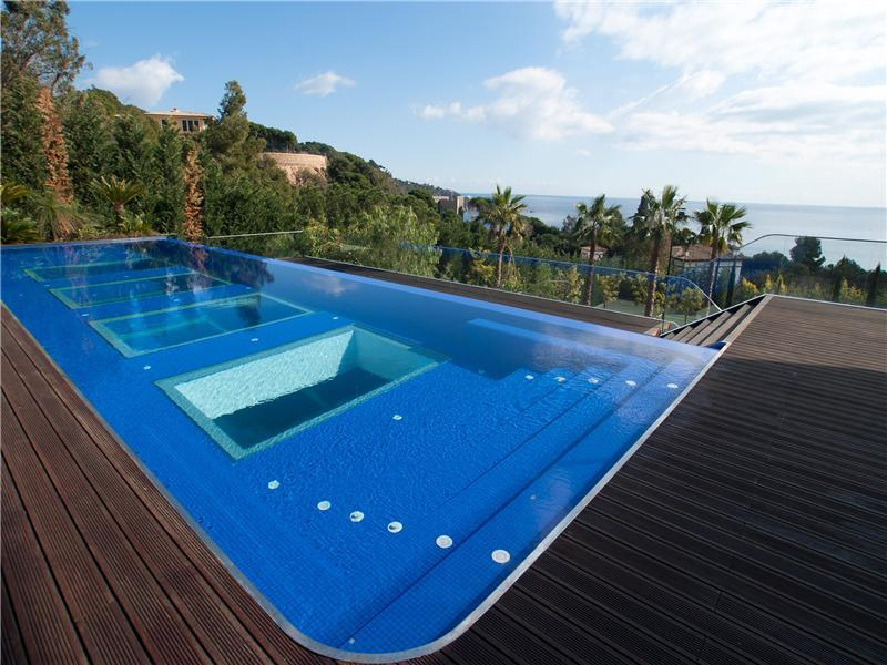 Glass Floor Swimming Pool Swimming Pool With Glass