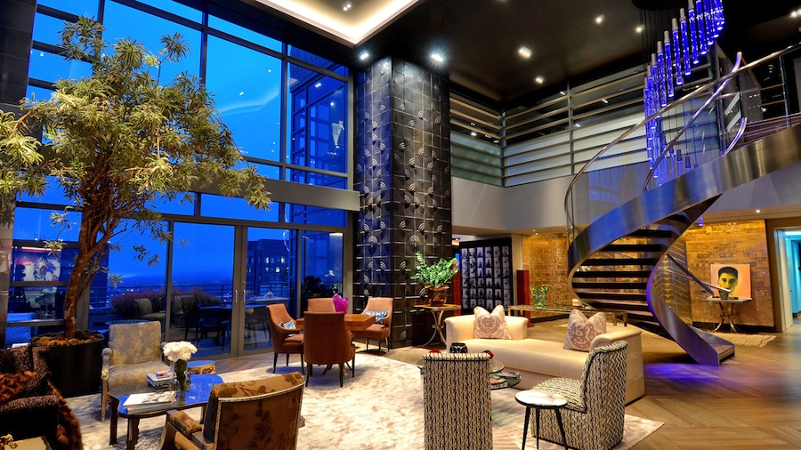 5 World Class Penthouses From Around North America