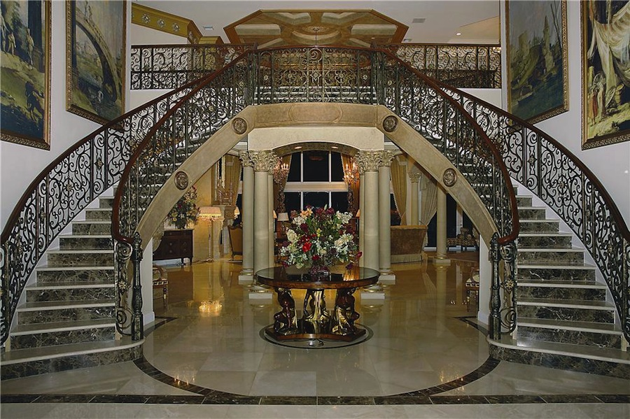 Homes With A Double Staircase Joy Studio Design Gallery
