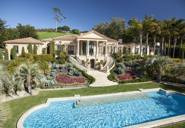Exquisite Hope Ranch View Estate 6 250 000 Pricey Pads