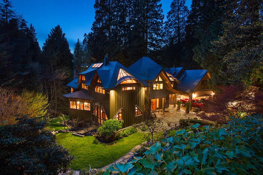 Fabulous West Vancouver Home 3950000 Pricey Pads