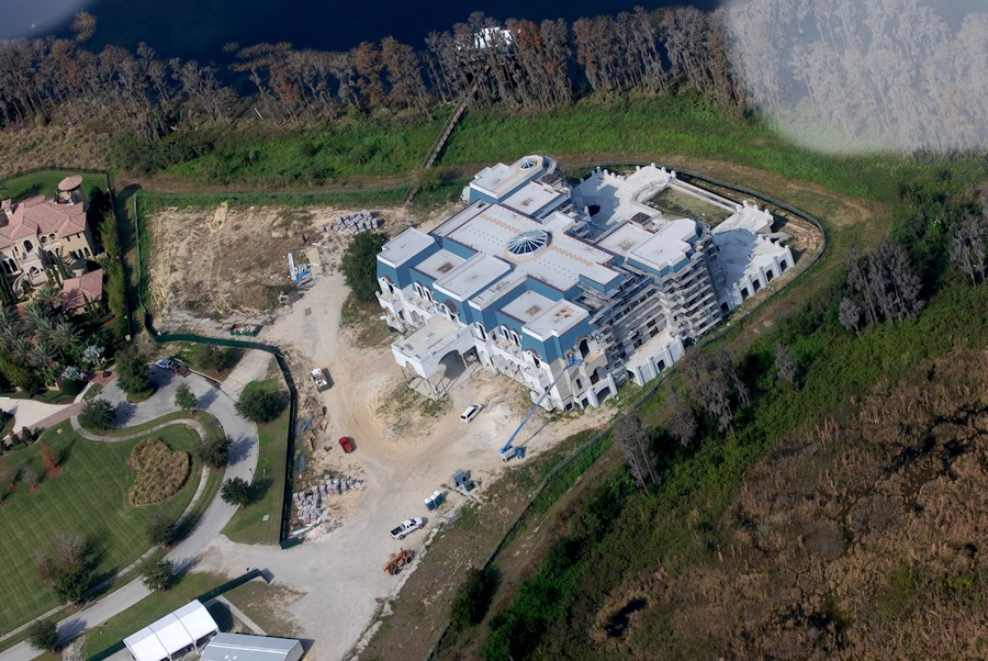 Largest home in the usa to be completed in 2015 pricey pads for Biggest houses in america for sale