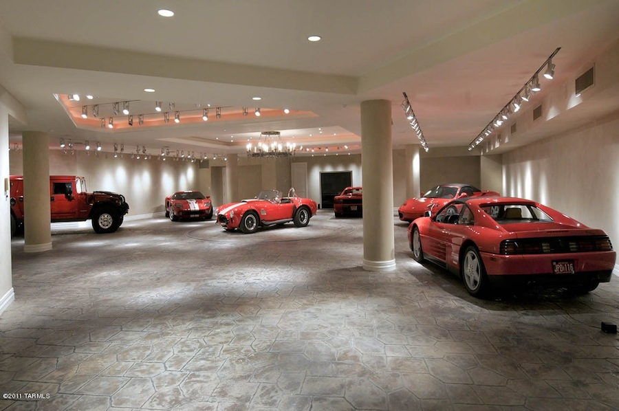 Car Enthusiast S Dream Home 7 900 000 Pricey Pads