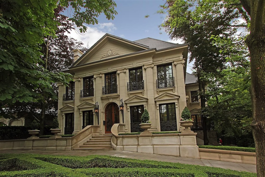 South Rosedale Mansion 8399000 Pricey Pads