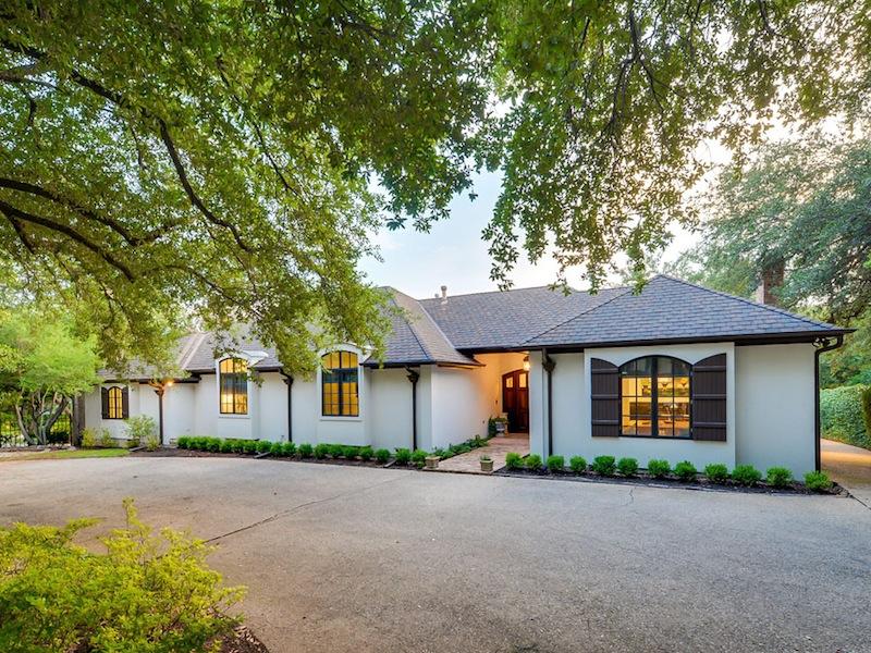 Walker Texas Ranger House