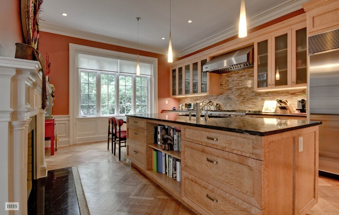 Own a piece of history 12 000 000 pricey pads for Birdseye maple kitchen cabinets