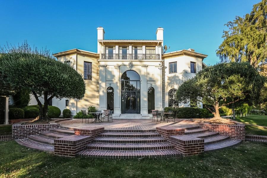 Italian Palladian Villa 17 000 000 Pricey Pads