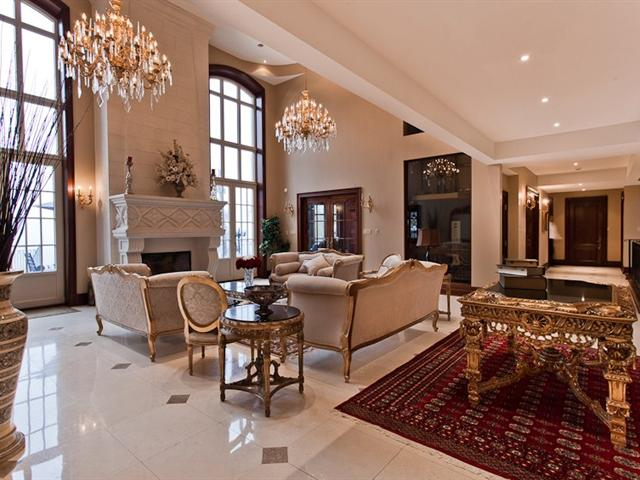 Prestigious Montréal Waterfront – $11,400,000   Pricey Pads on home mansion sale canada, luxury mountain homes, luxury mansions in montreal canada, luxury homes in canada, celine dion mansion in canada, notre dame canada, windsor canada,