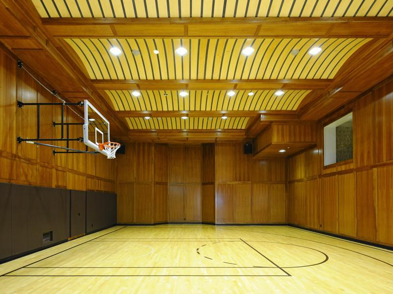 price of indoor basketball court conyers farm manor 24 900 000 pricey pads