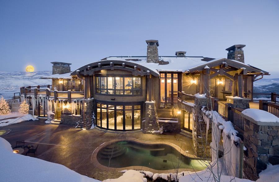 Ski Magazine Dream Home – $21,900,000 | Pricey Pads