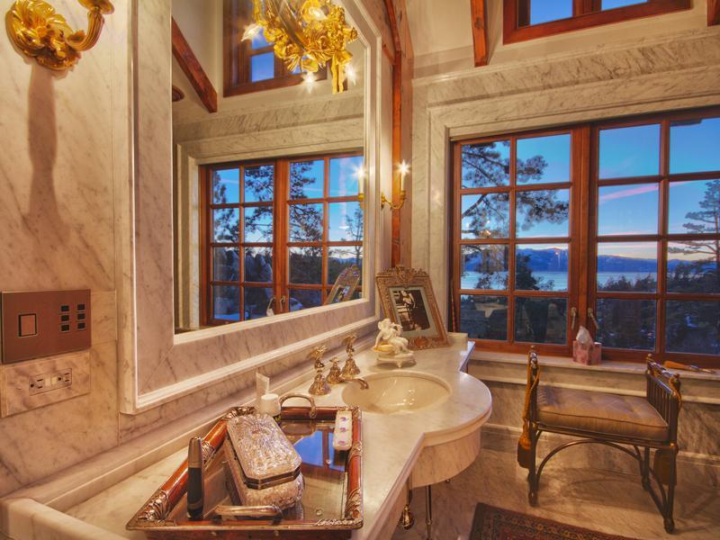 Lake Tahoe S Tranquility Sells For 48 Million Photos