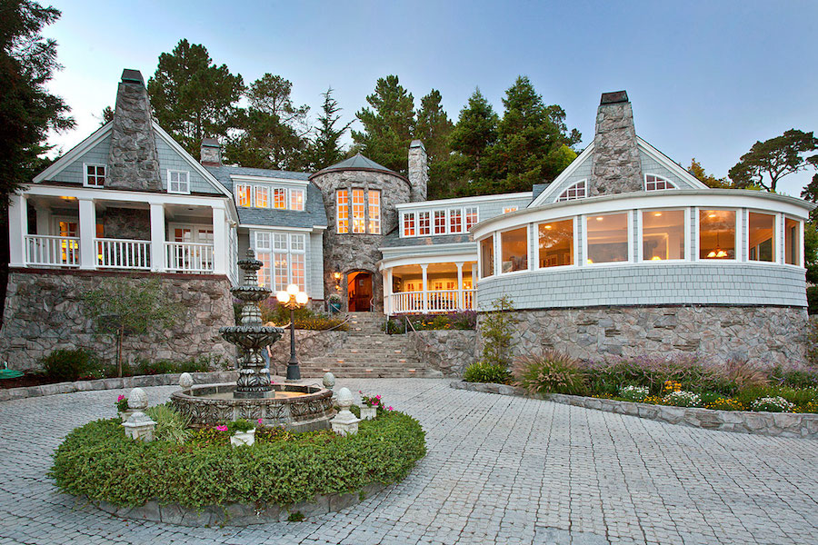 Cape cod 2 395 000 pricey pads for Carmel house