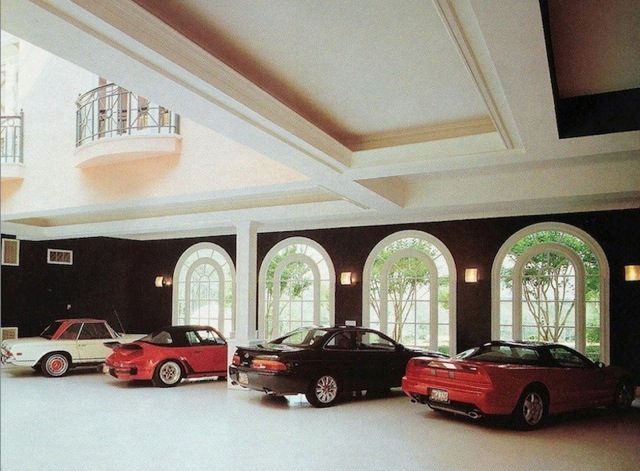 Garage Early 1990s