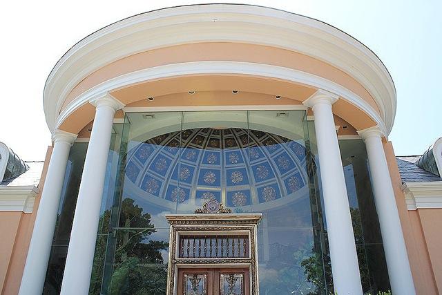 rotunda entry
