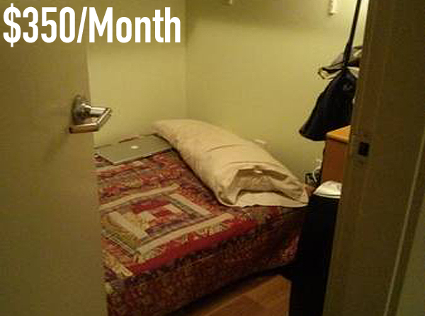 Furnitured Room For Rent In Monthly